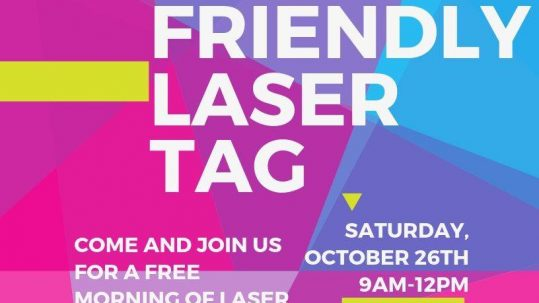 Sensory Friendly laser tag 539x303 - Sensory Friendly Laser Tag
